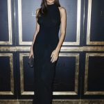 Irina Shayk at the Gold Obsession Party During the Paris Fashion Week 10/02/2016-2