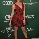 Jasmine Sanders at the Variety's Power of Women Sponsored by Audi in Los Angeles 10/14/2016-3