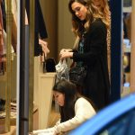 Jessica Alba Goes Shopping in Paris 10/02/2016-5