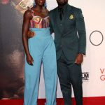 Lupita Nyong'o at the Queen of Katwe Premiere During the London Film Festival 10/09/2016-2