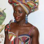 Lupita Nyong'o at the Queen of Katwe Premiere During the London Film Festival 10/09/2016-4
