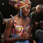 Lupita Nyong'o at the Queen of Katwe Premiere During the London Film Festival 10/09/2016-5
