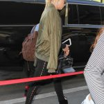 Charlotte McKinney Was Seen at Los Angeles International Airport 11/22/2016-2