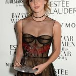 Emma Watson at the Harper's Bazaar Women of the Year Awards in London 10/31/2016-9