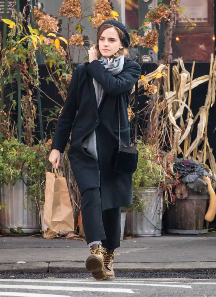 Emma Watson Was Seen Out in New York City 11/28/2016-1