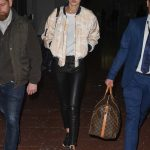 Gigi Hadid Arrives at CDG Airport in Paris 11/26/2016-3