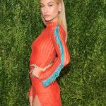 Hailey Baldwin at the 13th Annual CFDA/Vogue Fashion Fund Awards in New York City 11/07/2016-3