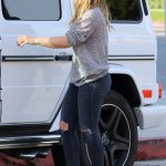 Hilary Duff Was Seen With Her Son Luca in Studio City 11/28/2016-5