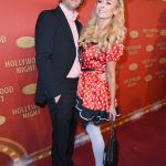 Jenny Elvers at the Hairfree Hollywood Superhero Fairytale Night in Darmstadt 11/26/2016-3