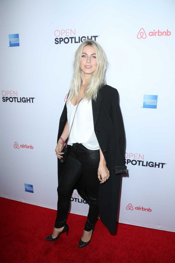 Julianne Hough at Airbnb Open Spotlight in Los Angeles 11/19/2016-1