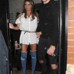 Katie Price Arrives at the Pure Nightclub in Bexleyheath 11/27/2016-3