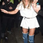 Katie Price Arrives at the Pure Nightclub in Bexleyheath 11/27/2016-4