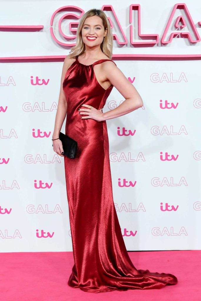 Laura Whitmore at the ITV Gala in London 11/24/2016-1