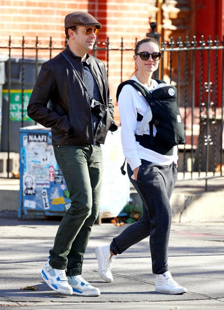 Olivia Wilde Was Seen Out in New York 11/11/2016-1