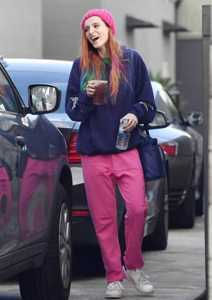 Bella Thorne Was Seen Out in West Hollywood 12/16/2016-1