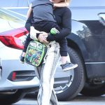 Hilary Duff Was Seen With Her Son Luca in Beverly Hills 12/08/2016-2
