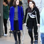 Joey King Goes Shopping With a Friend at the Grove in LA 12/16/2016-2