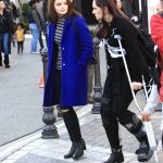 Joey King Goes Shopping With a Friend at the Grove in LA 12/16/2016-4