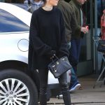 Kendall Jenner Goes Shopping in Beverly Hills 12/22/2016-5