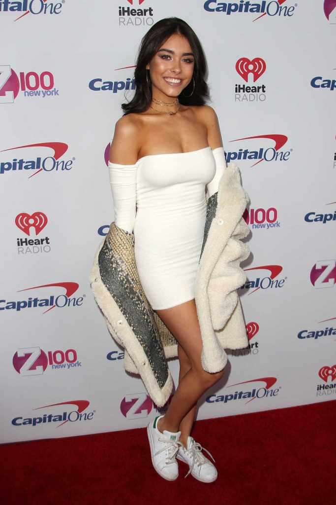 Madison Beer at the 2016 Z100 Jingle Ball at Madison Square Garden in New York 12/09/2016-1