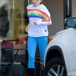 Miley Cyrus Was Seen Out in LA 12/15/2016-2