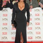 Casey Batchelor at the National Television Awards in London 01/25/2017