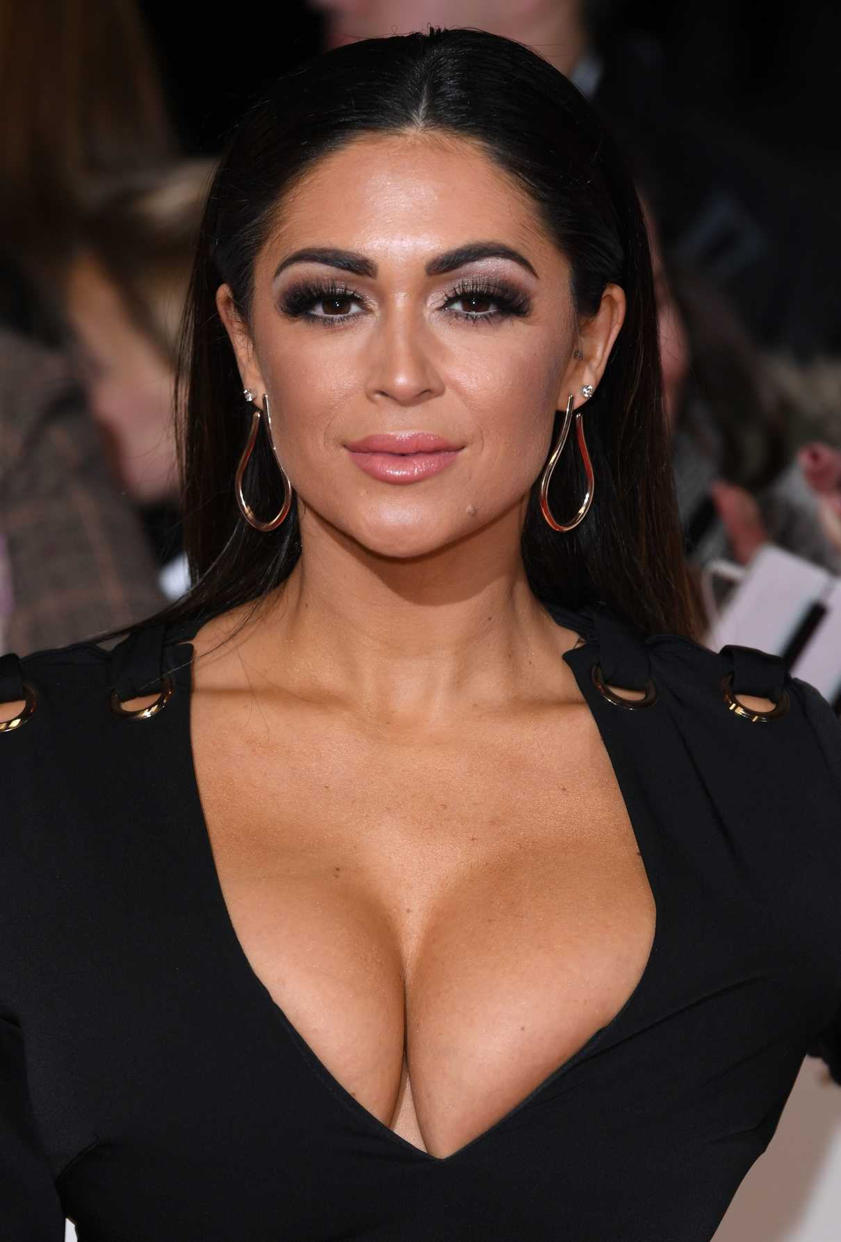 Casey Batchelor at the National Television Awards in London 01/25/2017-5