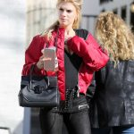 Charlotte McKinney Was Seen Out in Studio City 01/13/2017-2