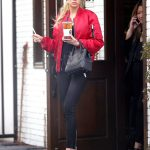 Charlotte McKinney Was Seen Out in Studio City 01/13/2017-4