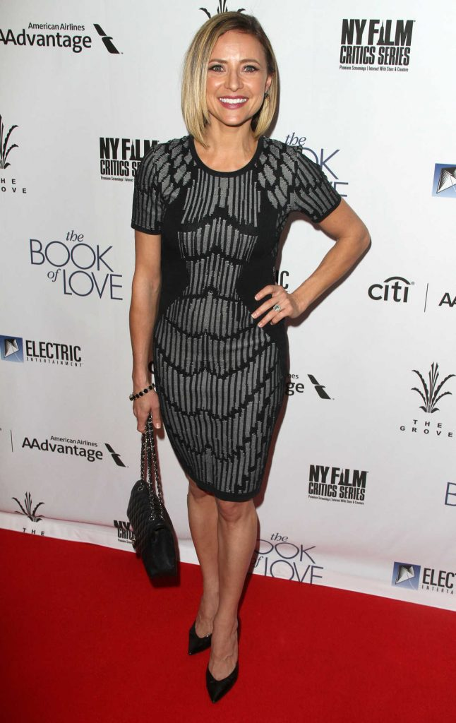 Christine Lakin at The Book of Love Premiere in Los Angeles 01/10/2017-1