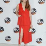 Darby Stanchfield at the Disney ABC Television Hosts TCA Winter Press Tour in Pasadena 10/01/2017