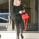 Emma Roberts Goes Shopping at Barneys New York in Beverly Hills 01/06/2017-3