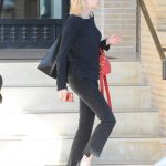 Emma Roberts Goes Shopping at Barneys New York in Beverly Hills 01/06/2017-5