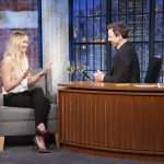 Jennifer Lawrence at the Late Night With Seth Meyers New Year's Eve Special! in New York 12/31/2016-5
