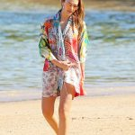 Jessica Alba Was Seen at the Beach in Hawaii 01/01/2017-2