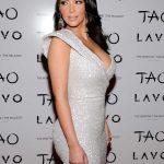 Kim Kardashian Hosts New Years Event in Las Vegas 12/31/2016-3