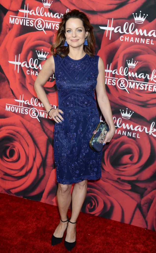 Kimberly Williams-Paisley at the Hallmark Channel TCA Winter Press Tour in Pasadena 01/14/2017-1
