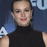 Leighton Meester at the FOX All-Star Party During the 2017 Winter TCA Tour in Pasadena 01/11/2017-3