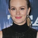Leighton Meester at the FOX All-Star Party During the 2017 Winter TCA Tour in Pasadena 01/11/2017-4