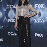 Michaela Conlin at the FOX All-Star Party During the 2017 Winter TCA Tour in Pasadena 01/11/2017-3
