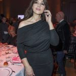 Monica Bellucci at the Sidaction Gala Dinner in Paris 01/26/2017-3