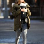 Olivia Wilde Was Seen Out in Brooklyn, New York 01/16/2017-2