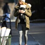 Olivia Wilde Was Seen Out in Brooklyn, New York 01/16/2017-3