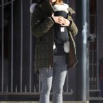 Olivia Wilde Was Seen Out in Brooklyn, New York 01/16/2017-4