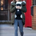 Olivia Wilde Was Seen Out in Brooklyn, New York 01/16/2017-5