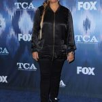 Queen Latifah at the FOX All-Star Party During the 2017 Winter TCA Tour in Pasadena 01/11/2017