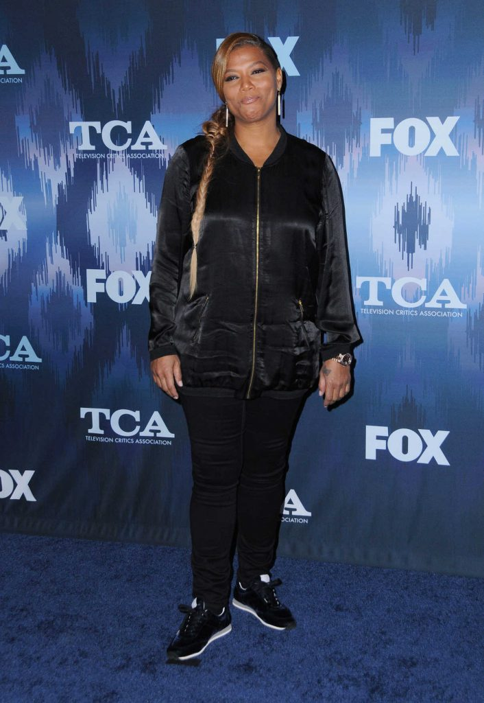 Queen Latifah at the FOX All-Star Party During the 2017 Winter TCA Tour in Pasadena 01/11/2017-1
