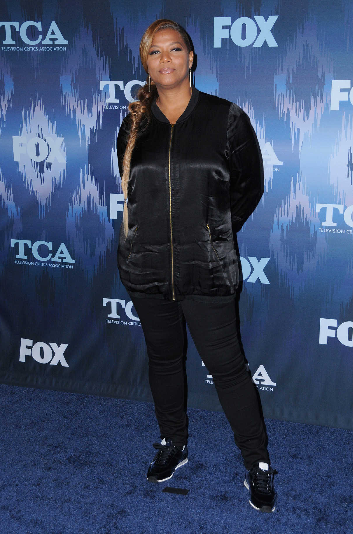 Queen Latifah at the FOX All-Star Party During the 2017 Winter TCA Tour in Pasadena 01/11/2017-2