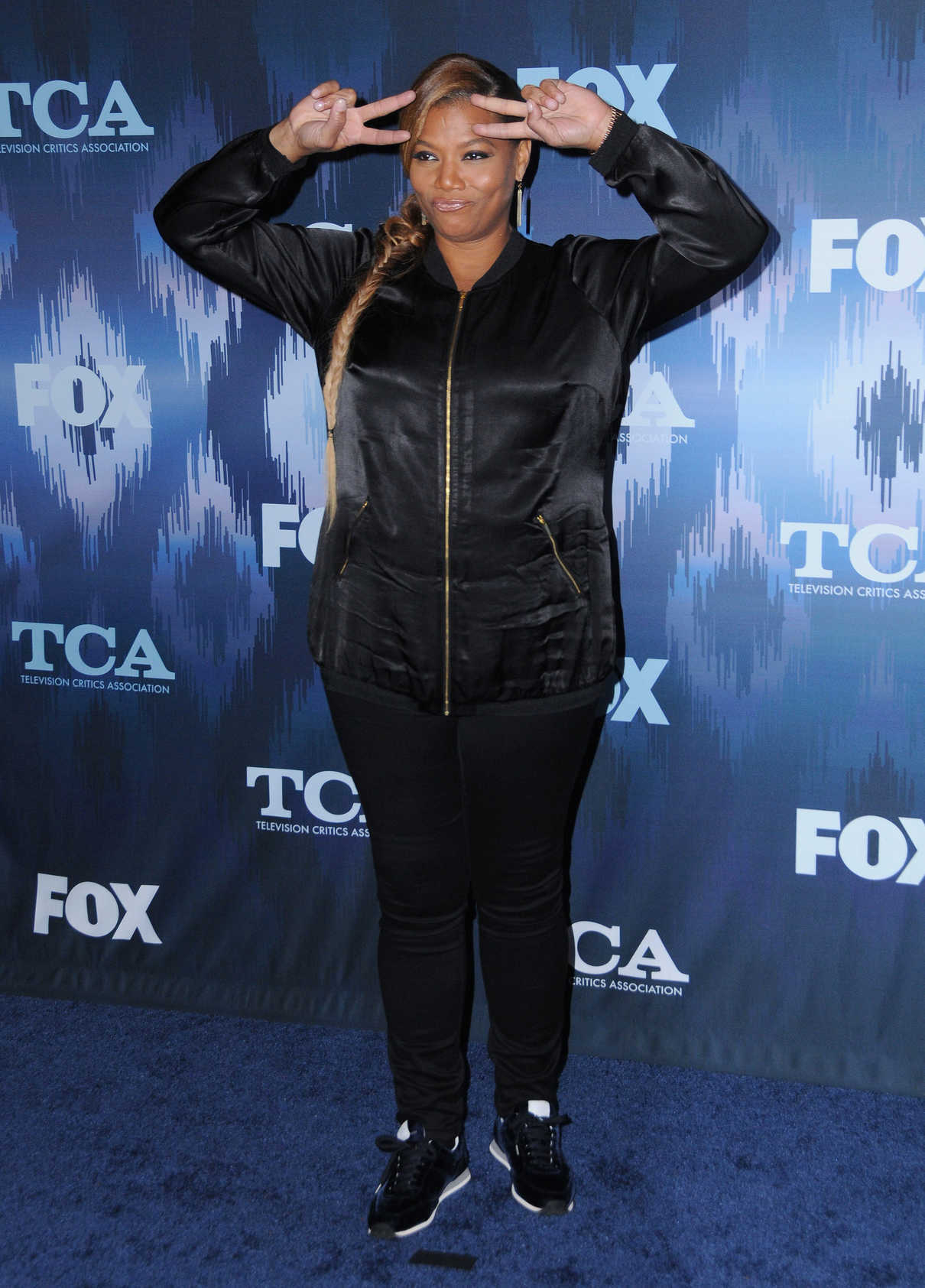 Queen Latifah at the FOX All-Star Party During the 2017 Winter TCA Tour in Pasadena 01/11/2017-3