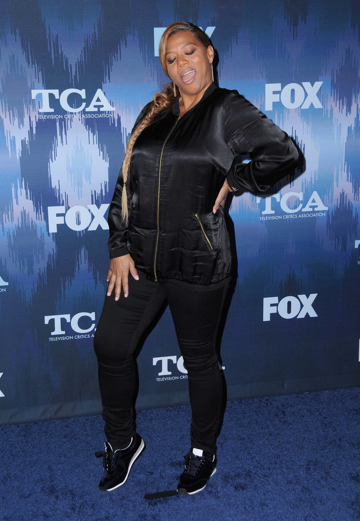 Queen Latifah at the FOX All-Star Party During the 2017 Winter TCA Tour in Pasadena 01/11/2017-4